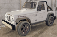 Wildbeest roofless