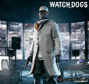 Watch Dogs White Hat Hacker Outfit