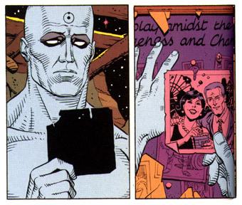 File:Doctor Manhattan remembers his past.jpg