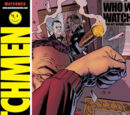 Watchmen movie posters