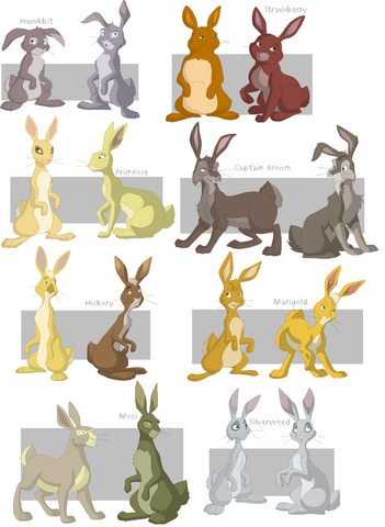 File:Watership Down charas part4 by shuvuuia-1-.png