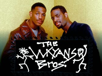 The-Wayans-bros Shawn and Marlon