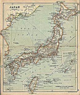 Japan 1911