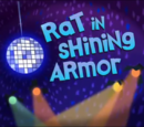 Rat in Shining Armor