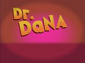 Dr. Dana Title Card