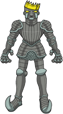 King Ironsides - robot