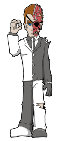 File:Two-Face - sticker.png