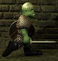 Orc Captain