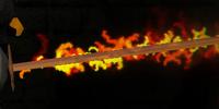 Fiery Greatsword