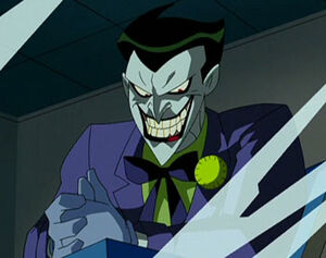 The Joker in Batman Beyond Return of the Joker