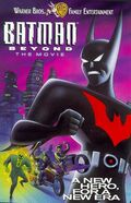 Batman Beyond Rebirth VHS