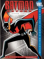 BatmanBeyond Season3 DVD
