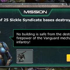 Advanced Mission #4 Complete