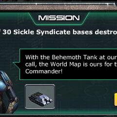 Advanced Mission #3 Complete