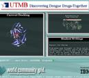 Discovering Dengue Drugs - Together
