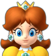 Daisy (mugshot) - Mario Party 10