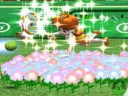 Daisy using FlowerBed Return