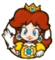 Mario and Friends Badge