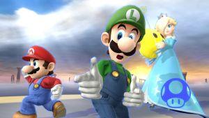 File:Mario luigi and rosalina in smash wii u by daisyamyftw-d991kzr.jpg