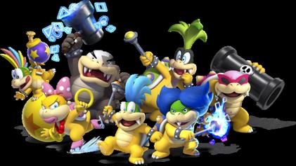 File:Koopalings - New Super Mario Bros U.png