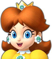 File:Daisy (ride icon) - Mario Party 10.png