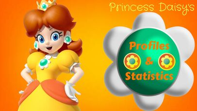 Daisy's profiles and statistics