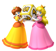 Peach & Daisy MPA Artwork