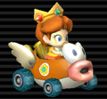 Baby Daisy in the Cheep Charger