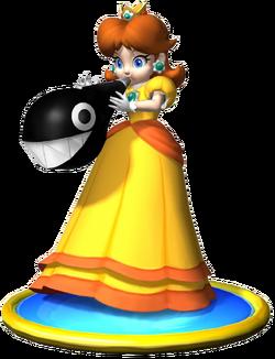 Daisy Art - Mario Party 5