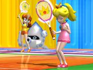 Daisy Mario Power Tennis