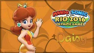 3DS - Mario & Sonic Rio 2016 Daisy Voice