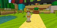 Minecraft Wii U: Gallery