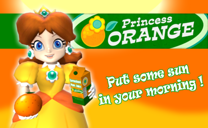 Princess Orange by ZFM