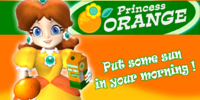 Princess ORANGE