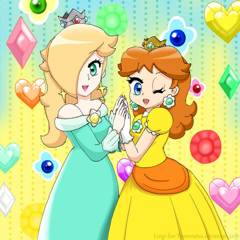 File:Rosalina and daisy by luigi fan yumenatsu-d7991c2.jpg