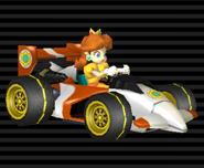 Daisy en la Formula N.