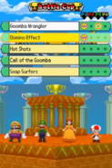 Mario Party DS - Battle Cup