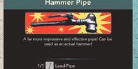 Hammer Pipe