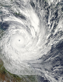 220px-Cyclone Yasi 2 February 2011 approaching Queensland (1)
