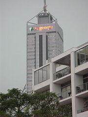 200px-Damage to skyscraper in Perth 2010 storms