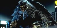 Gamera 3: Evil God Iris' Awakening