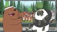 We Bare Bears - Calzone In My Mouth (Audio)