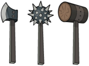Pf weapons
