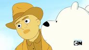 Chloe and Ice Bear 087