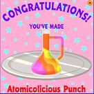 Atomicolicious punch