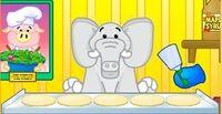 Elephant Newspaer Cooking Class