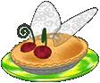 Tie Dye Fly Pie