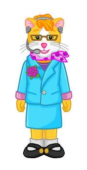 Tabby von meow