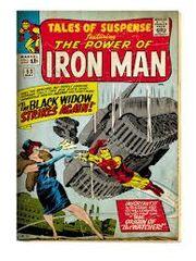 ANT's Marvel Comics