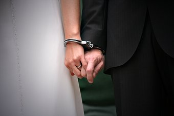 162582-stock-photo-love-wedding-woman-bride-matrimony-handcuff
